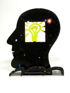 David Gerstein | Head What An Idea modern Contemporary Art | BellaKoola – BellaKoola - Cool Design Gift & Lifestyle Shop