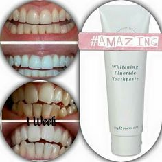 1 tube authentic ap 24 whitening fluoride toothpaste by nuskin 110 g whitening toothpaste yall we all know everyone wishes they had perfect white teeth this toothpaste is no joke it works magic and its gluten free solutioingenieria Gallery