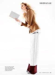 Smarty Pants (Harper's Bazaar Netherlands)