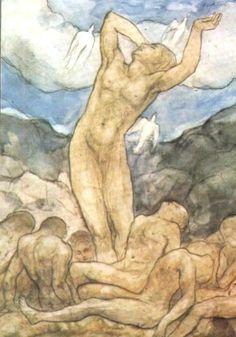 Kahlil Gibran - (1883 - 1931), Poet, Writer and Artist