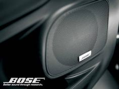 Awesome looking Bose car speakers