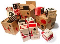 House Industries X Herman Miller Japan: HM Building Blocks