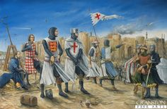 Image detail for -richard the lionheart by brian palmer richard the lionhearts tactical ...