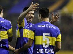 14 de junio. Partido de ida por la semi de la copa libertadores vs. U de chile. Ganamos 2-0 goles de Sanchez Miño y Silva. Con un pie en la final. FELICIDAD. QUEREMOS LA COOOOOOOOOPA
