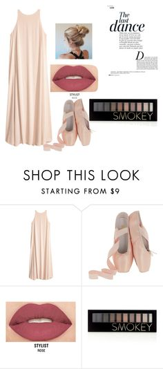 """""""The Last Dance"""" by dianacrystal on Polyvore featuring Anja, Smashbox and Forever 21"""