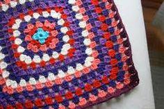 Image result for quadrados de croche