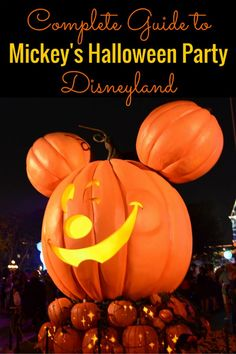Mickey's Halloween Party at Disneyland: The Very Best Tips for a Villainous Visit - Traveling Mom