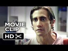 """Watch: Jake Gyllenhaal Learns About The """"Screaming Woman"""" 