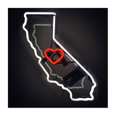 Oliver Gal California Neon Sign | AllModern