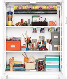 Your Ultimate Guide  to Getting Organized: Simple strategies, storage solutions, and clutter-busting tips for transforming trouble spots.