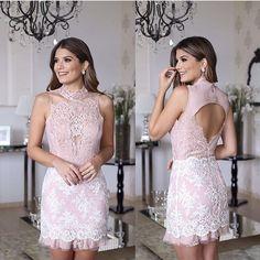 """347 curtidas, 5 comentários - MaBô Boutique (@mabo.boutique) no Instagram: """"Perfeição define! Todo rendado! Rosa e branco! Disponível P✔️ Compre pelo site:…"""""""