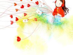 Cartoon Girls Wallpaper - Cartoon Wallpaper