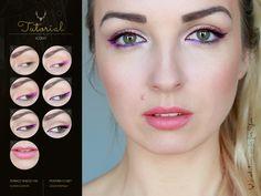 "Makeup ""Think Pink"" #tutorial"