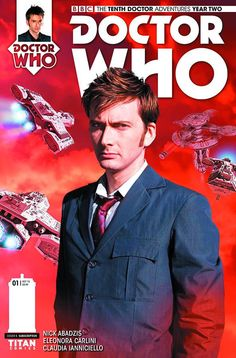 A fresh new start to an all-new Year Two, as the Tenth Doctor ongoing series takes to the stars! Looking for rest and relaxation, the Tenth Doctor and companion Gabriella Gonzalez take a trip to Earth