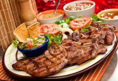 Cabrito, Platillo típico de Nuevo León, México,  el cabrito es obligatorio para los visitantes a la entidad