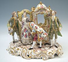 German porcelain