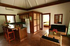 Raintree Two bedroom bure | Koro Sun Resort
