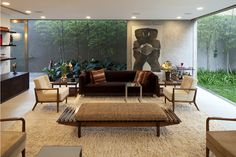 Terra Nova House / Isay Weinfeld