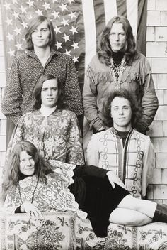 Janis Joplin and the Holding company, San Fran, 1967