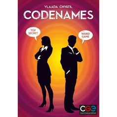 Codenames [Board Game, 2-8 Players]