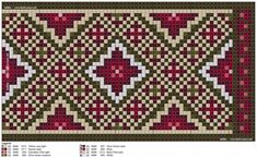 Bilderesultat for kvarde Cross Stitch Borders, Cross Stitch Kits, Cross Stitching, Cross Stitch Patterns, Diy Embroidery, Cross Stitch Embroidery, Embroidery Patterns, Bead Loom Patterns, Perler Patterns