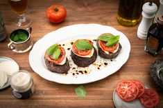VIDEO | MAILLARD RECIPE | Caprese Grilled Filet Mignon.