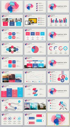 May 2018 - Business infographic & data visualisation Colorful annual report charts PowerPoint template Infographic Description Powerpoint Slide Designs, Powerpoint Design Templates, Ppt Design, Graphic Design, Presentation Layout, Business Presentation, Infographic Powerpoint, Business Plan Template, Presentation Design
