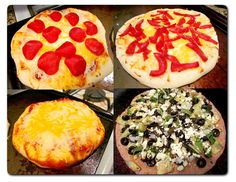 Just about everybody loves pizza and the best part is that there are SO many options!!! You can...