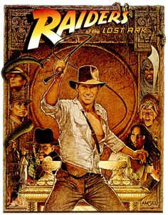 Raiders of the Lost Ark trilogy