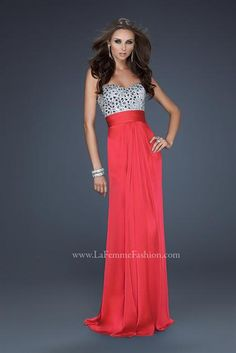 La Femme 17909 at Prom Dress Shop