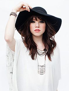 Love the necklace even more than the song!  CARLY-RAE-JEPSEN