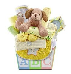 Grand Welcome Girl This Gorgeous Baby Girl Gift Basket