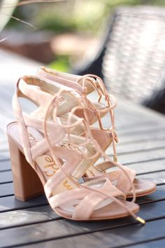 sam edelman sandals lace up