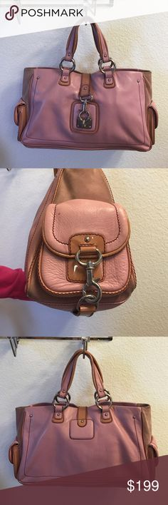 Marc jacobs purse Height 9inches, length 17 inches, gently used, light stains on suede Marc Jacobs Bags