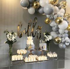 Balloon party idea...