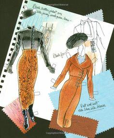 Fashion Originals by Jim Howard Paper Dolls: Jim Howard, Paper Dolls, David Wolfe: 9781935223788: Amazon.com: Books