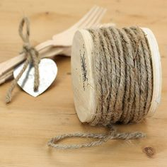 Thick Natural Jute Rope Twine