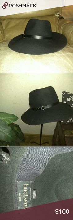 Selling this Eric Javits womens wide brim hat on Poshmark! My username is: evilhenry. #shopmycloset #poshmark #fashion #shopping #style #forsale #Eric Javits #Accessories