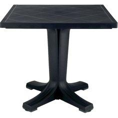 Nardi® Giove Resin Table 81.3 cm (32 in.) Square