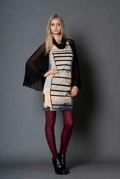 Nicole Miller   Pre-Fall 2012 Collection   Vogue Runway