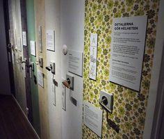 Stockholms stadsmuseum – boligindretning på svensk, del 3, Martins museumsblog