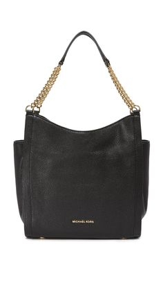 a2d07a2e62 MICHAEL Michael Kors Womens Newbury Hobo Bag Black One Size    Nice of you  to have dropped by to see the image.
