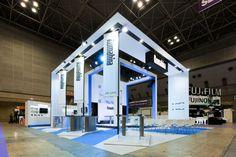 SECURITYSHOW 2011クマヒラ | Designcafe™|空間デザイン 展示会ブースデザイン|東京