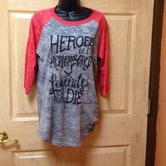 Cute shirt size medium Cute shirt. Theblueenvelope Tops Tees - Long Sleeve