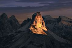 Dolomites - Heart Of The Alps on Behance