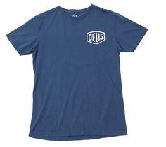 Deus Canggu Address T-Shirt - Navy www.westgoods.co