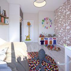 Pokój dziecka w nowym mieszkaniu na Szwederowie w Bydgoszczy. Nowa inwestycja Leszczyńskiego Park od Grupy Moderator.  www.grupamoderator.pl   Inwestycja w przygotowaniu. #bydgoszcz #pokójdziecka #childroom #kids #kidroom #playroom #pastels Park, Kids Rugs, Home Decor, Decoration Home, Kid Friendly Rugs, Room Decor, Parks, Home Interior Design, Home Decoration