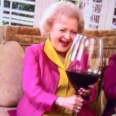 Dear Betty, Where can I buy a wine glass like yours?