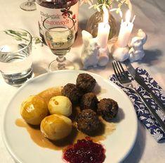 Svenske kødboller - köttbullar Breakfast, Food, Morning Coffee, Essen, Meals, Yemek, Eten