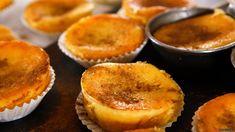 Receita de Queijadas de requeijão. Descubra como cozinhar Queijadas de requeijão de maneira prática e deliciosa!